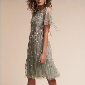 Gorgeous detailed beaded dress from Anthropologie